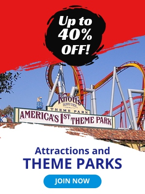 Attractions and Theme Parks.